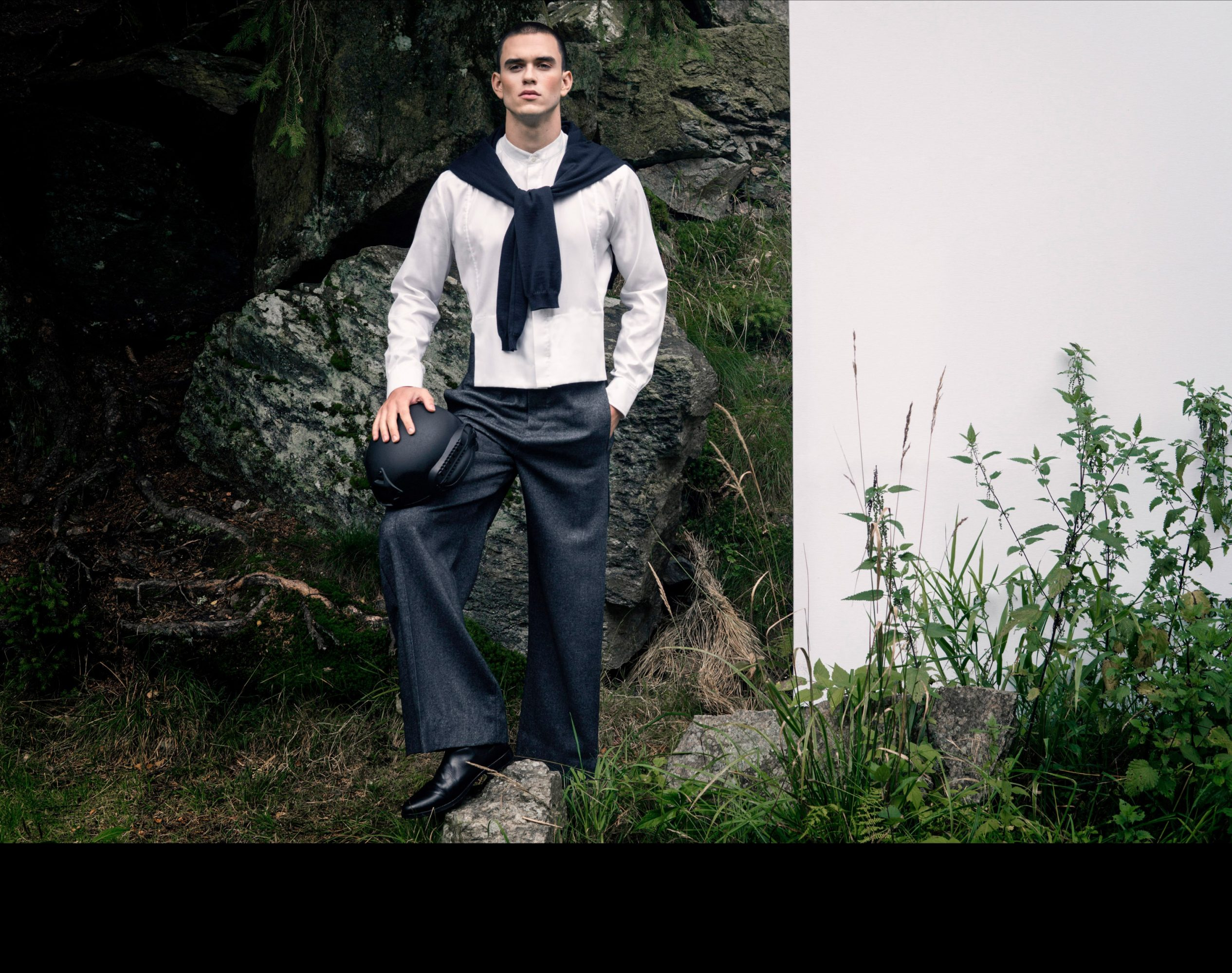 304e201a15f3 BRACHMANN s Lookbook A W 2017 18 Men