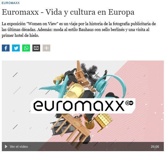 DW euromaxx espanol